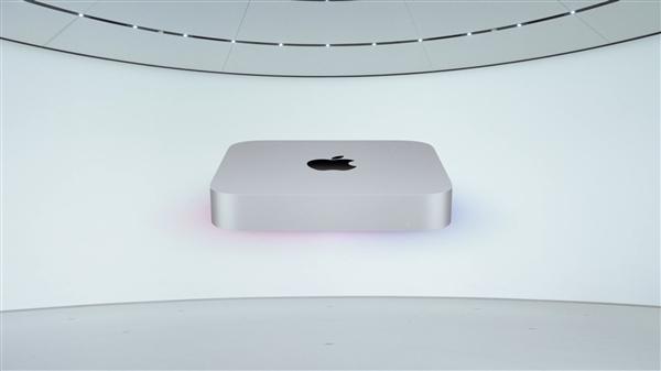 苹果自研M1入驻Mac mini迷你机:性能5倍于桌面PC、便宜1000元