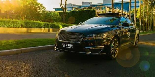 阿里巴巴领投自动驾驶初创公司 DeepRoute.ai 3 亿美元