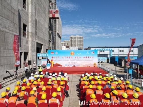 中国移动(山东青岛)数据中心二期项目推进中